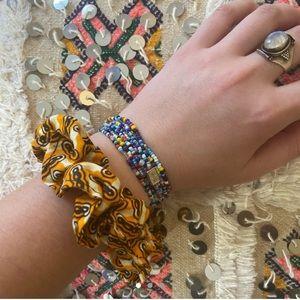 Me to We wrap beaded bracelet